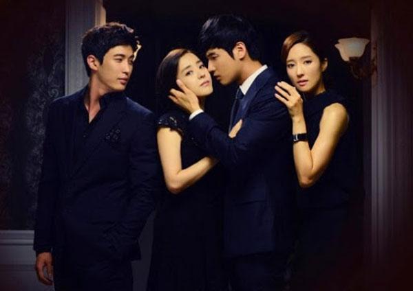 Phim Ảo ảnh tình thù Hàn Quốc