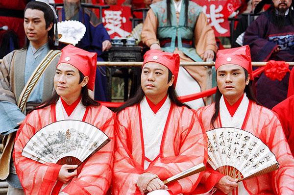 Bốn Chàng Tài Tử