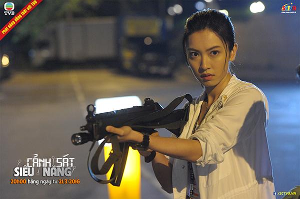 Cảnh sát siêu năng - SCTV9