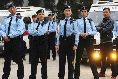 Phim nữ cảnh tác chiến Hong Kong