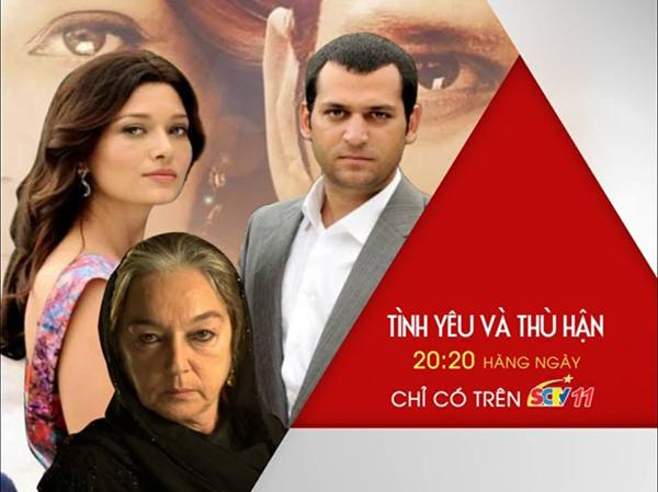 Phim Tình Yêu Và Thù Hận Kênh SCTV11 Trọn bộ Vietsub - SCTV11