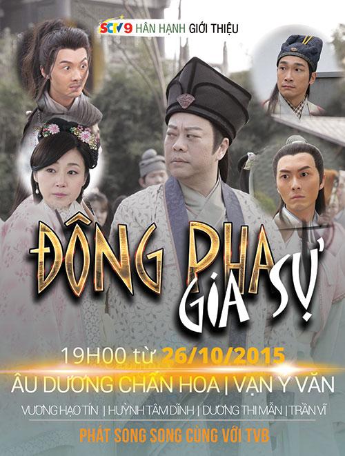 Đông Pha Gia Sự - SCTV9